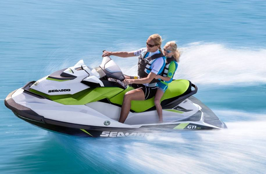 Picture of Yamaha Waverunner